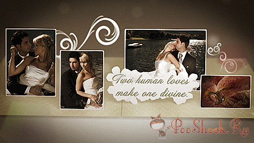 Wedding Album After Effects Intro