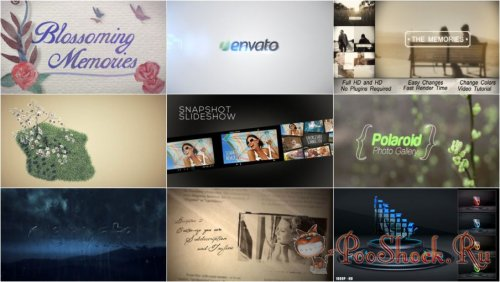 VideoHivePack-81 (After Effects Projects Pack)