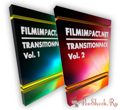 FilmImpact.net - Transition Packs Bundle Vol.1-2