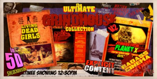 Videohive - The Ultimate Grindhouse Collection V2