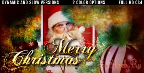VideoHive - Christmas Slideshow