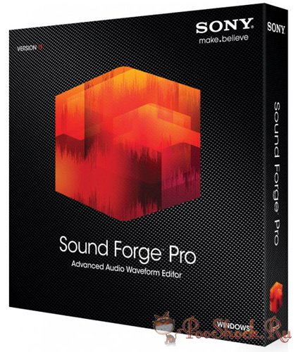 Sony Sound Forge Pro 11.0.299 RUS-ML