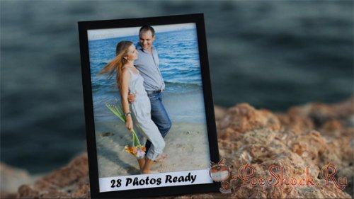 VideoHive - Romantic Rocks (.aep)