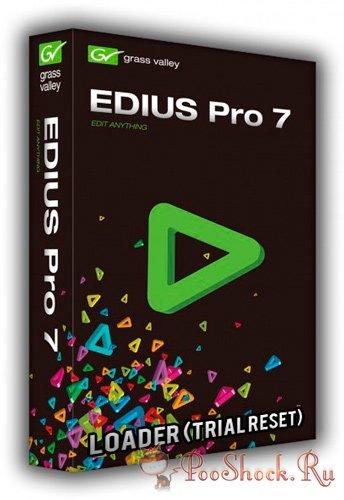 Edius Pro 7.53.0010 RePack (fixed)