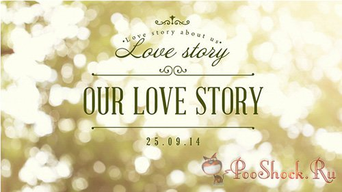 VideoHive - Our Love Story (.aep)