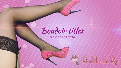 Videoblocks - Boudoir Titles