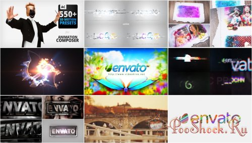 VideoHivePack - 141 (After Effects Projects Pack)