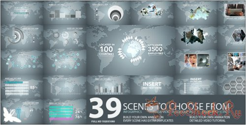 VideoHive - Corporate Tech Pack (.aep)
