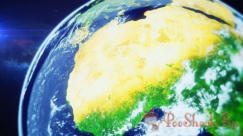 VideoHive - Earth Zoom (6 Pack)