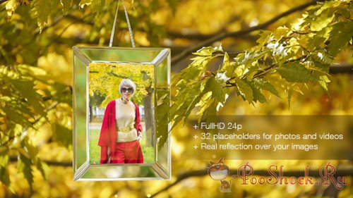 VideoHive - Gallery Golden Autumn (.aep)