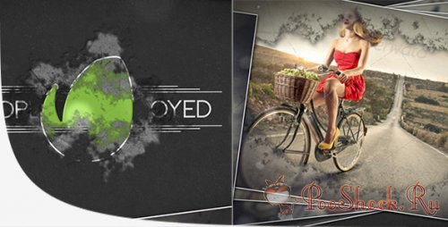 VideoHive - Short & Powerful Slides