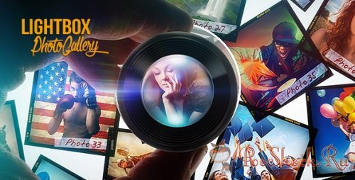 VideoHive - Lightbox Photo Gallery (.aep)