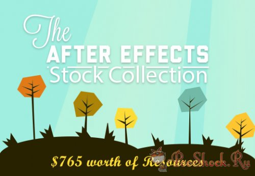 InkyDeals - The After Effects Stock Collection + Bonus