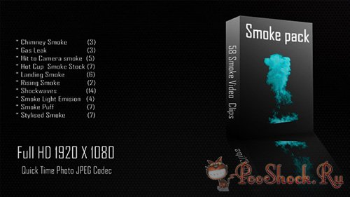 VideoHive - Smoke Collection 01