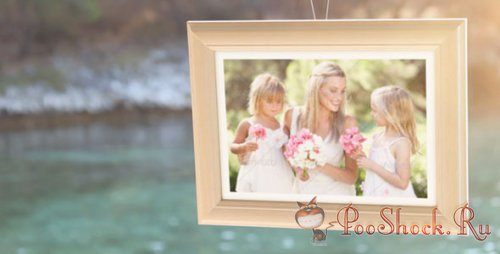 VideoHive - Photo Gallery at the Seaside (.aep)