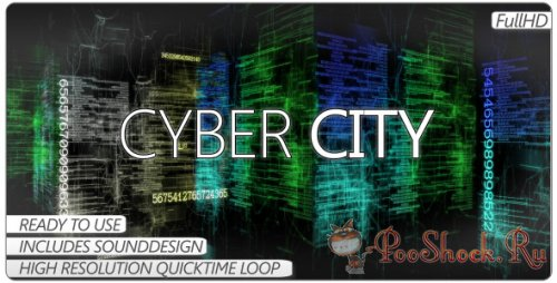 VideoHive - Cyber City (.mov)
