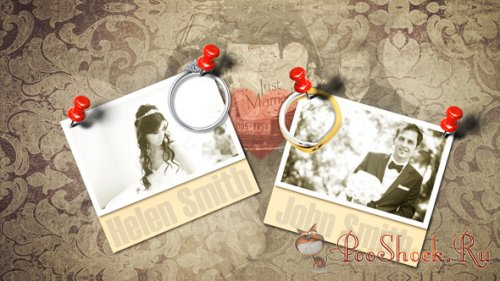 VideoHive - Wedding Photo Album 4054869 (.aep)