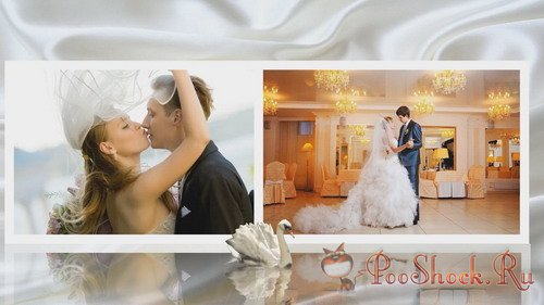 Проект для Proshow Producer - Project to Wedding (.psh)