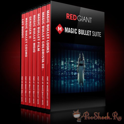 Red Giant Magic Bullet Suite 12.1.1