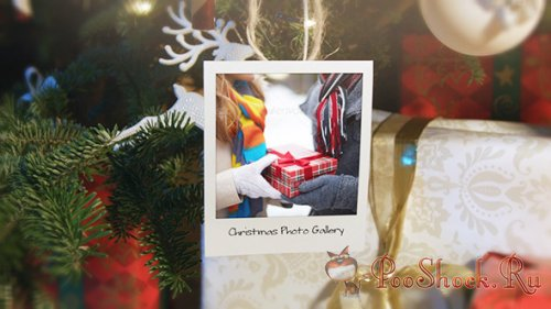 Videohive - Christmas and New Year Photo Gallery (.aep)