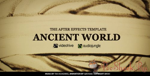 Videohive - Ancient World (.aep)