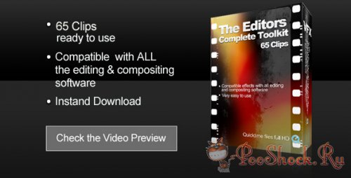 Videohive - Editors Toolkit (.mov)