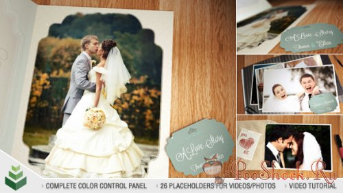 Videohive - You and Me (.aep)
