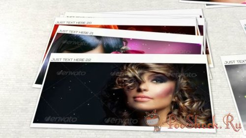 Videohive - Photo Gallery Pure (.aep)