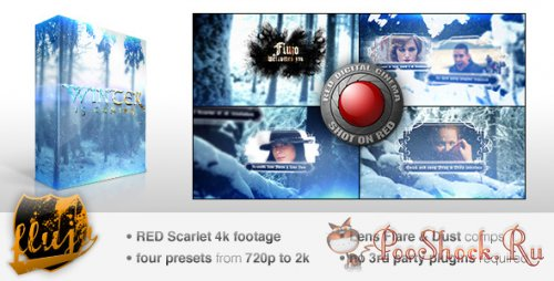 Videohive - Winter is coming (.aep)