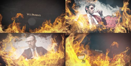 Videohive - In Flames - An Epic Dynamic Opener (.aep)
