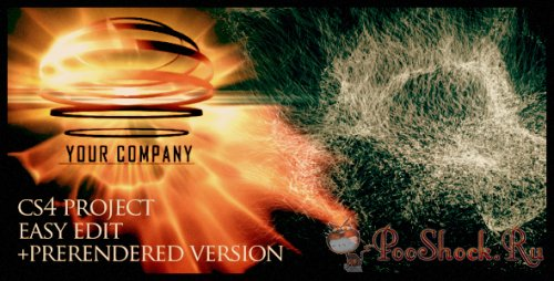 Videohive - Fire&Ice (.aep)