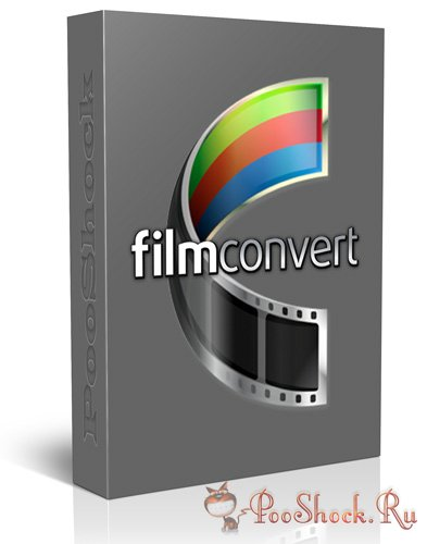 FilmConvert Nitrate 3.11 for Adobe