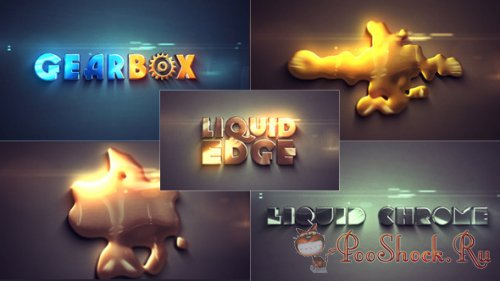 Videohive - Liquid Edge (.aep)