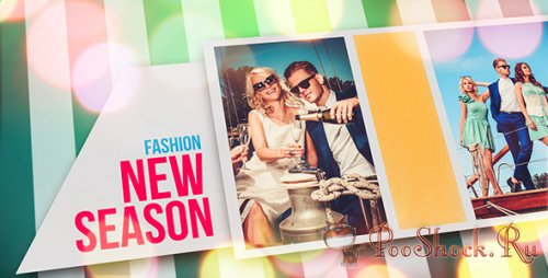 Videohive - Fashion New Season (.aep)