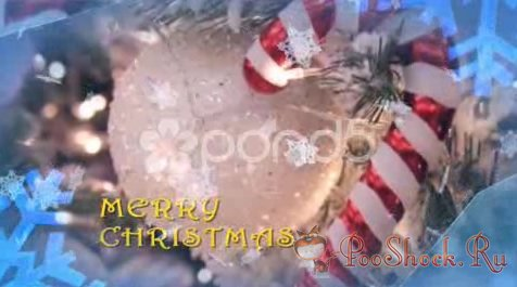 Pond5 -  Merry Christmas (.aep)