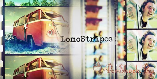 VideoHive - LomoStripes (.aep)