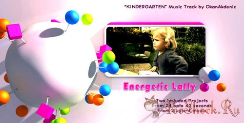 VideoHive - Kid Party Joyful Event (.aep)