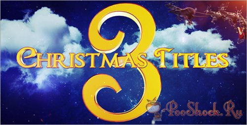 VideoHive - Christmas Titles 3 (After Effects Project)