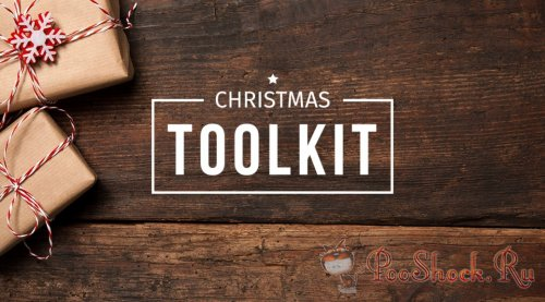 Rocketstock - Christmas Toolkit for Video Editors