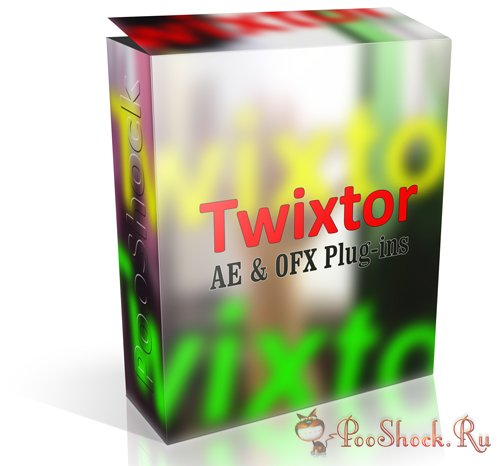 RE:VisionFX - Twixtor 6.2.3 AE-OFX RePack