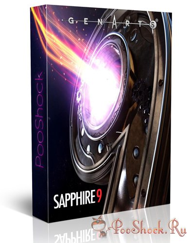 GenArts Sapphire Plug-ins 9.0.2 for AE (RePack)