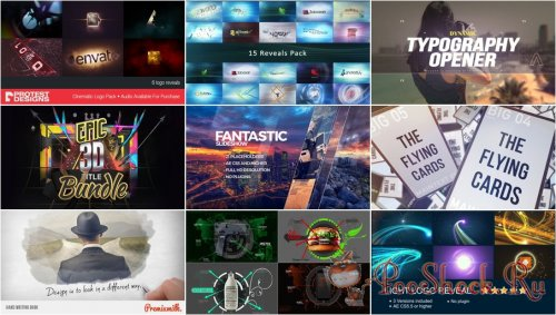 VideoHivePack - 225 (After Effects Projects Pack)