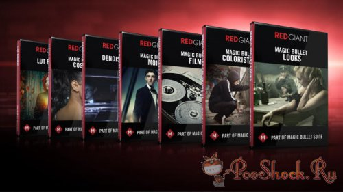 Red Giant Magic Bullet Suite 12.1.4