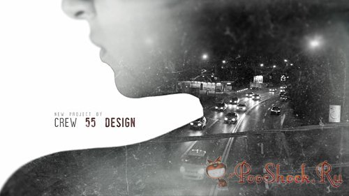 VideoHive - Double Exposure Movie Intro (.aep)