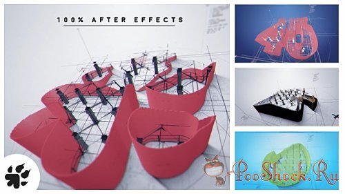 VideoHive - Architect Logo Reveal v2 (.aep)