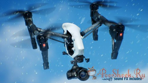 VideoHive - Quadcopter (.aep)