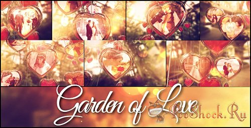 VideoHive - Garden of Love - A Wedding Day (.aep)