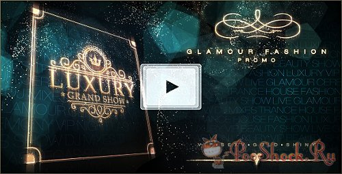 VideoHive - Luxury Grand Show | Glamour Golden Promo (.aep)