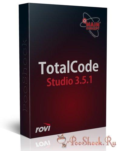 TotalCode Studio 3.5.1 RePack