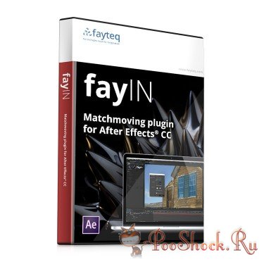 FayTeq FayIN v2.3.1 for After Effects